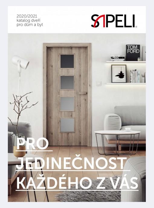 Dveře pro dům a byt 2020